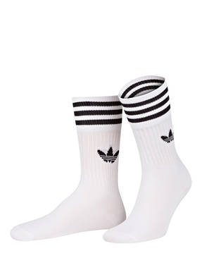 adidas Originals 3er-Pack Sportsocken SOLID CREW