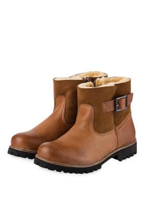 BLACKSTONE Biker-Boots
