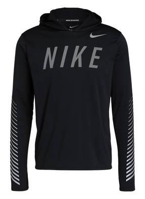 Nike Laufshirt DRY MILER FLASH