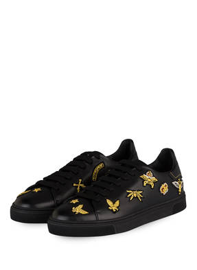 LOUIS LEEMAN Sneaker mit Patches