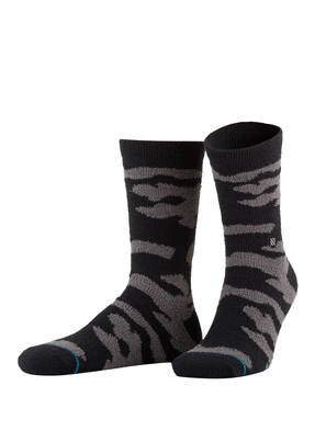 STANCE Socken PITCH BLACK