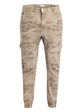 NXP NENA AND PASADENA Cuffed-Cargohose AIRWOLF Slim Fit
