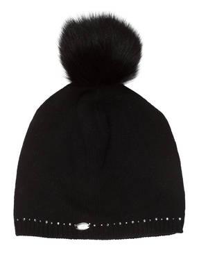 CAPO Mütze MIRE mit Pelzbommel