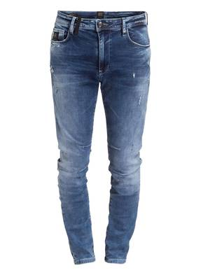 ER-Denim Destroyed-Jeans JOHN Tapered-Fit