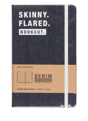 MOLESKINE Notizbuch SKINNY FLARED