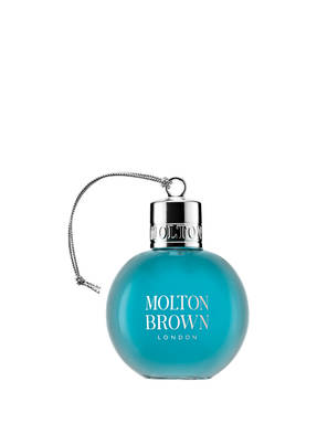 MOLTON BROWN COASTAL CYPRESS & SEA FENNEL FESTIVE BAUBLE