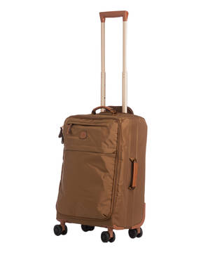 BRIC'S Multiwheel Cabin Trolley X-TRAVEL
