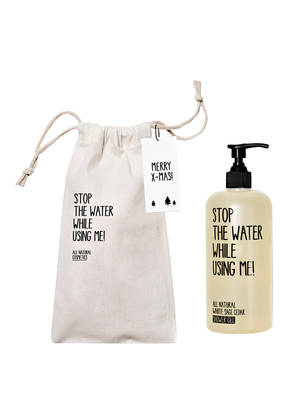 STOP THE WATER WHILE USING ME! WHITE SAGE CEDAR