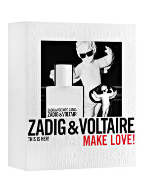 ZADIG & VOLTAIRE FRAGRANCES THIS IS HER!