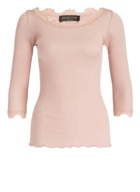 rosemunde Shirt mit Seidenanteil