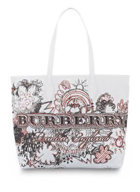 BURBERRY Shopper DOODLE MEDIUM zum Wenden