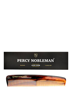 PERCY NOBLEMAN GENTLEMAN'S HAIR COMB