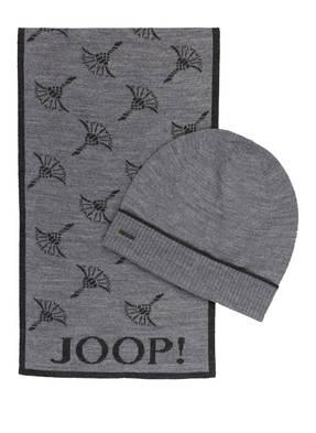 JOOP! Set: Schal und Mütze SEAN