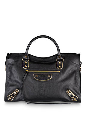 BALENCIAGA Handtasche METALLIC EDGE CITY