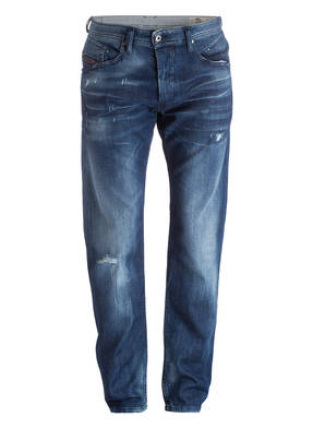 DIESEL Destroyed-Jeans BELTHER Regular Slim-Tapered