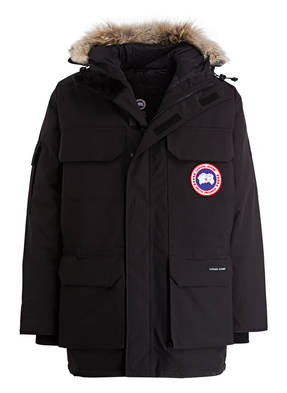 CANADA GOOSE Daunenparka EXPEDITION mit Fellbesatz
