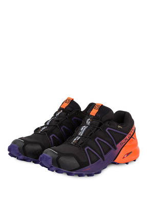 SALOMON Trailrunning-Schuhe SPEEDCROSS 4 GTX LTD
