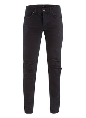 tigha Destroyed-Jeans MORTEN Super Slim-Fit