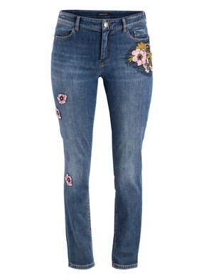 MARCCAIN Jeans mit Patches