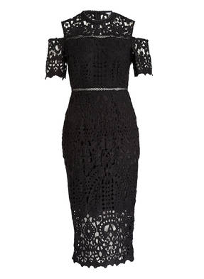 TRUE DECADENCE Cold-Shoulder-Kleid