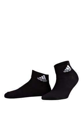 adidas 3er-Pack Sneaker-Socken PER ANKLE