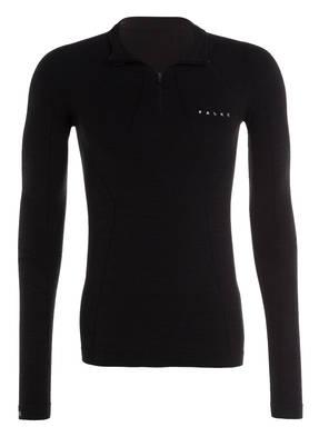 FALKE Funktionswäsche-Shirt WOOL-TECH mit Merinowolle-Anteil