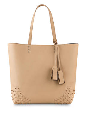 TOD'S Shopper WAVE MEDIUM