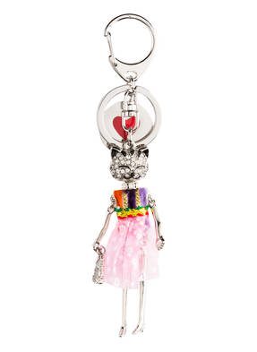 LOVE MOSCHINO Schlüssel- und Taschenanhänger