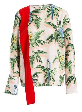 STELLA McCARTNEY Blusenshirt aus Seide
