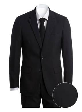 OPPOSUITS Anzug BLACK KNIGHT Slim-Fit