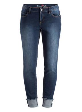 Buena Vista Destroyed-Jeans EBONY