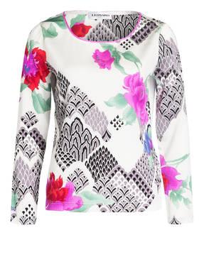 LEONARD Shirt SHIBODI SALTO mit Seidenanteil