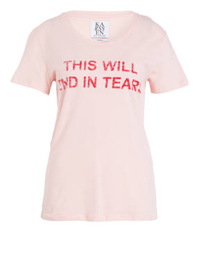 ZOE KARSSEN T-Shirt THIS WILL END IN TEARS