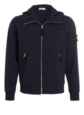 STONE ISLAND Softshell-Jacke mit PrimaLoft®-Wattierung