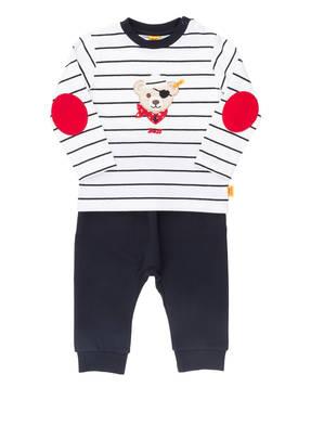 Steiff Set: Sweatshirt und Hose