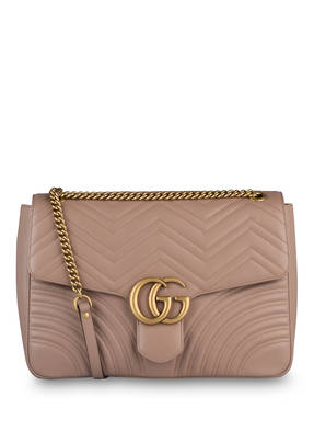 GUCCI Schultertasche GG MARMONT LARGE