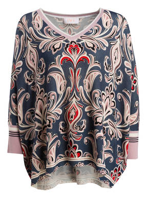 IVI collection Oversized-Pullover ORNA PAISLEY