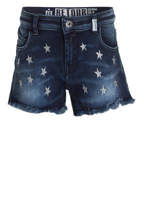 RETOUR DENIM DELUXE Jeans-Shorts