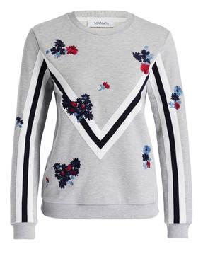 MAX & Co. Sweatshirt mit Stickereien