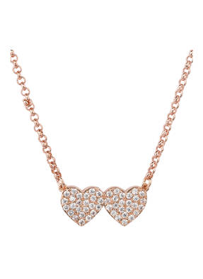 kate spade new york Kette YOURS TRULY PAVE HEART