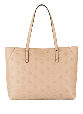 MCM Shopper KLARA MONOGRAMMED MEDIUM