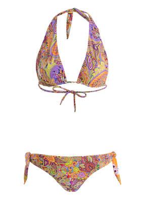 ETRO Neckholder-Bikini zum Wenden