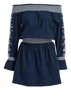 PAMPELONE Off-Shoulder-Kleid FORMENTERA
