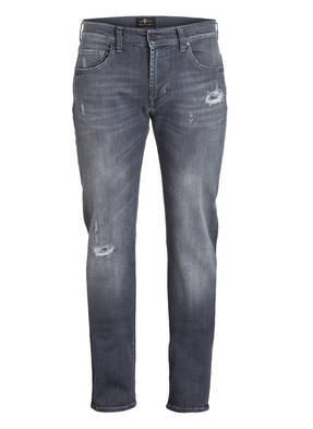 7 for all mankind Destroyed-Jeans KAYDEN Slim Straight-Fit