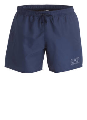 Entdecken Sie die neuesten Trends mäßiger Preis schön Design Blaue EA7 EMPORIO ARMANI Bademode für Herren online kaufen ...