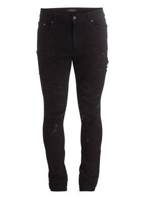 AMIRI Destroyed-Jeans Skinny-Fit