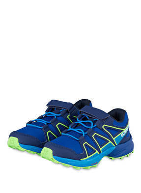 SALOMON Trailrunning-Schuhe SPEEDCROSS BUNGEE