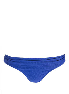 CYELL Bikini-Hose TEXTURE DEEPBLUE