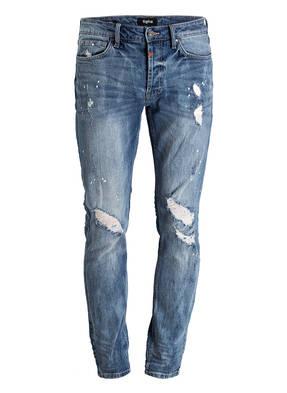 tigha Destroyed-Jeans MORTEN Super Slim-Fit