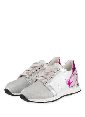 NO CLAIM Sneaker VERA6 mit Fellbsatz 5Vv8H